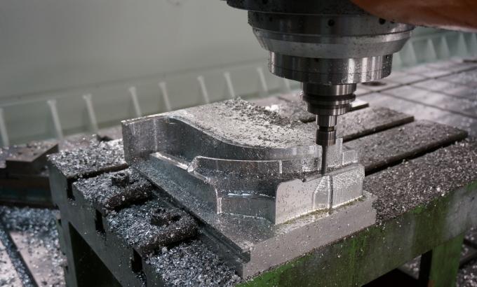 鋁合金加工